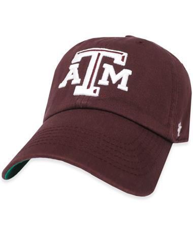 Texas A&M '47 Brand Beveled Franchise Fitted Cap