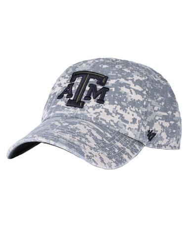 Texas A&M `47 Brand OHT Nilan Hat - Front Camo