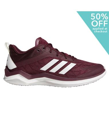Maroon Coaches Speed Trainer 4 Maroon