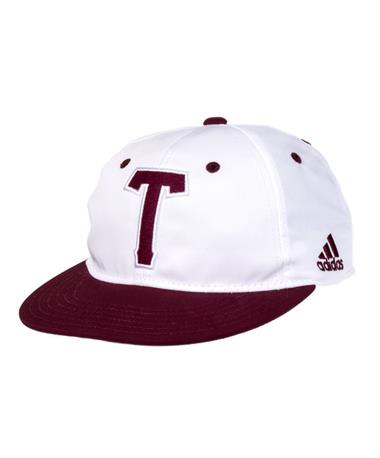 8dabd793b30 Adidas Texas A M Heritage On Field Cap - Front White