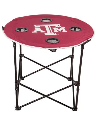Texas A&M Round Table Maroon