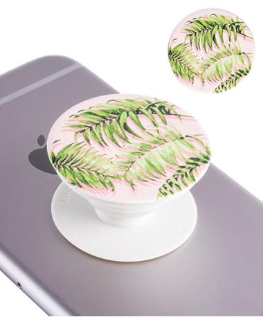 Palm Shadows PopSocket Palm Shadows