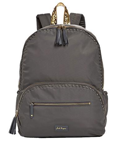 Jack Rogers Backpack - Grey Grey
