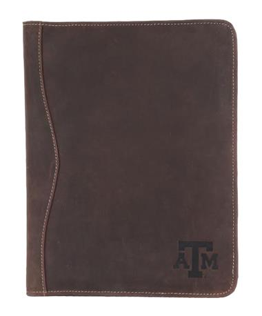 Canyon Texas A&M Salt River Folder Brown Front Brown
