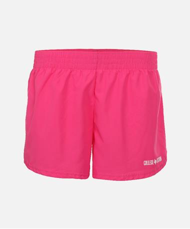 College Station Girls Steph Shorts Hot Pink