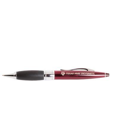 Twist Action Pen - Silver Silver