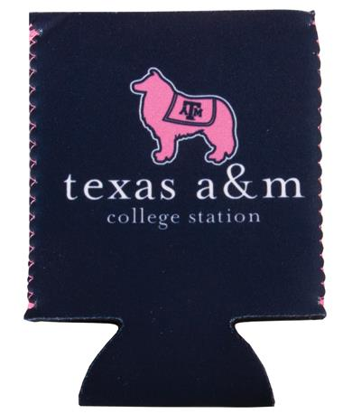 Texas A&M Aggie Kolder Kaddy Can Holder Rev s Vineyard