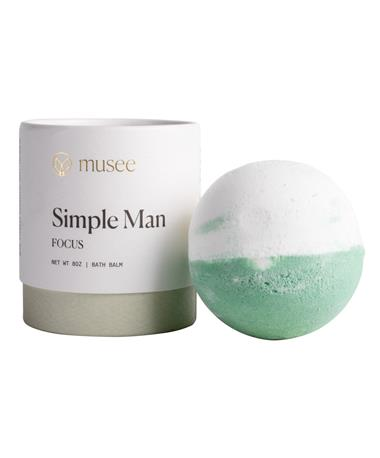 Bath Bomb Simple Man Simple Man