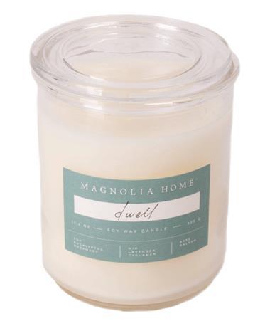 Glass Jar Candle Dwell