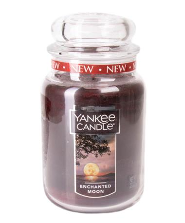 Enchanted Moon Yankee Candle 22oz Large Jar Enchanted Moon