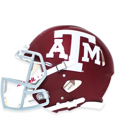 Riddell Texas A&M Speed Authentic Matte Football Helmet