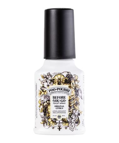 Poo Pourri 100 Use Original Citrus WHITE