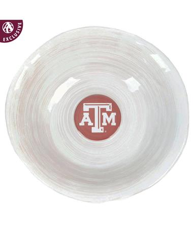 Texas A&M Bowl White