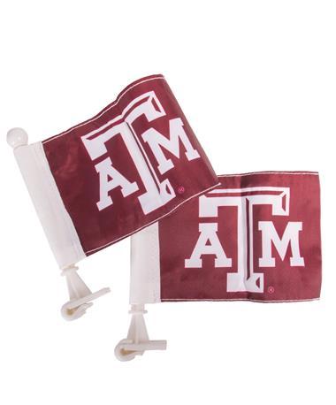 NCAA Texas AM Aggie Ambassador Flag Set Misc