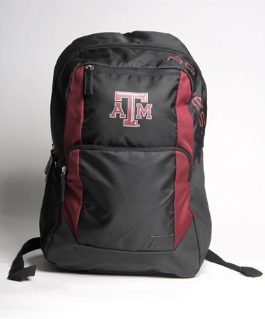Texas A&M Aggies Closer Backpack Black
