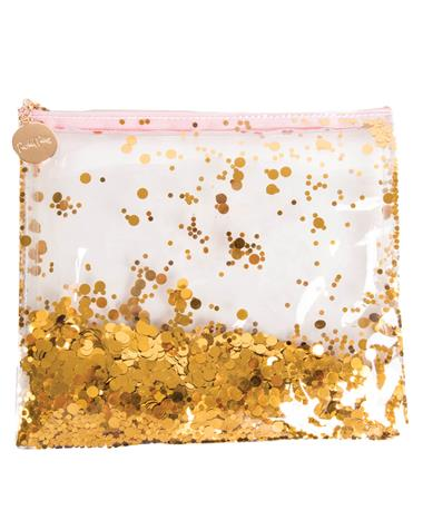 Packed Party Everything Pouch Gold GOLD
