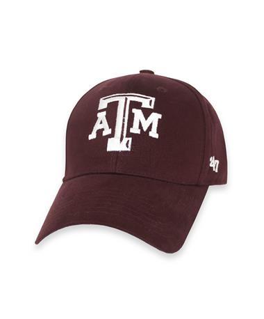 Texas A&M '47 Brand Youth Basic MVP Cap