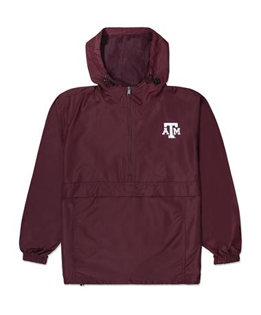 Texas A&M Champion Packable Jacket