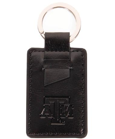 Fabrizo Siena Key Tag Black