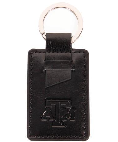 Fabrizo Siena Key Tag Black