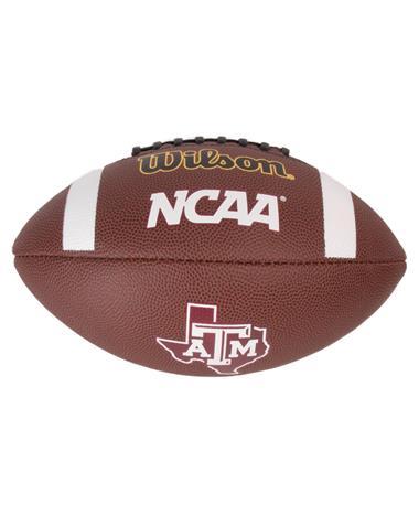 NCAA Official Size Composite Texas A&M Football Multi