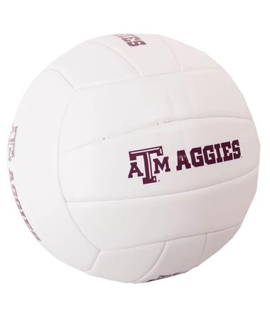 Texas A&M Aggies Volleyball White