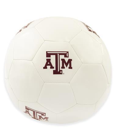 Texas A&M Soccer Ball