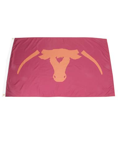 Saw `Em Off Flag Maroon