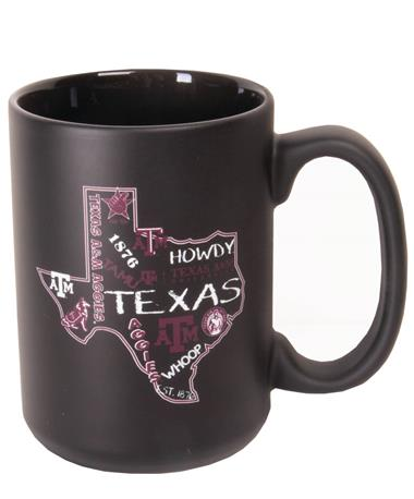 Texas A&M Aggies Chalk Board Mug