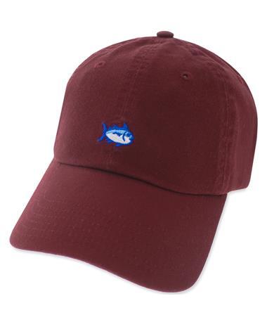 Maroon Southern Tide Mini Skipjack Hat
