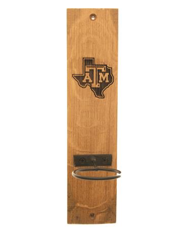 Texas A&M Lone Star Candle Sconce STATE