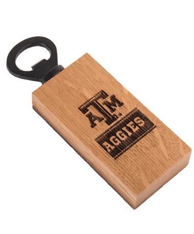 Texas A&M Aggies Mini Bottle Opener AGGIE
