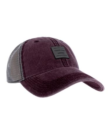 Legacy Dashboard Trucker - Front BURGUNDY_GREY