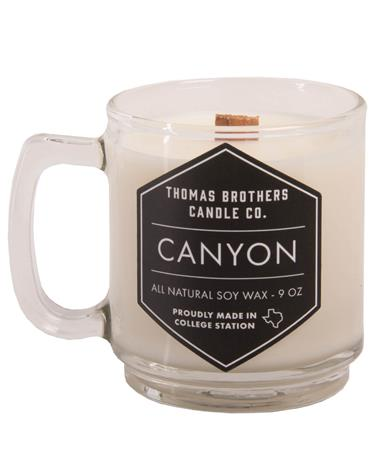 Canyon Candle Multi