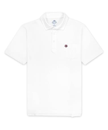Texas A&M Peter Millar Seaside Polo