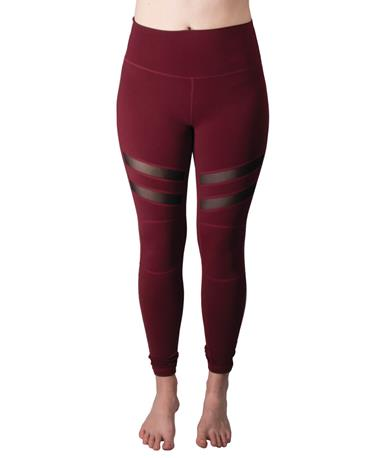 Mesh Madness Legging - Front Port