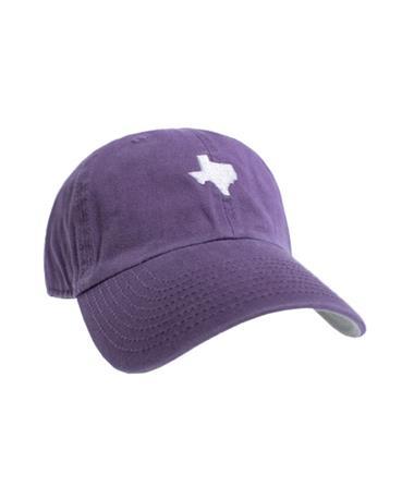 `47 Brand Small Texas State Baserunner - Iris - Front IRIS