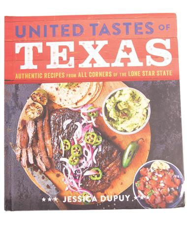 United Tastes of Texas Cookbook Multi