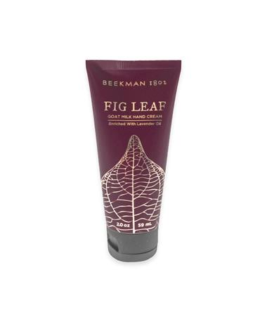Beekman Fig Leaf Goat Milk Hand Cream