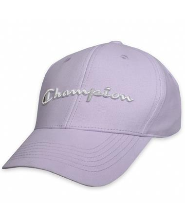 Champion Classic Twill Hat - Pale Violet Rose - Front Pale Violet Rose