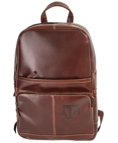 Canyon Texas A&M Kannah Backpack Leather