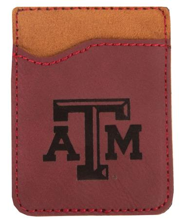 Laramie Cellphone ID Case MAROON