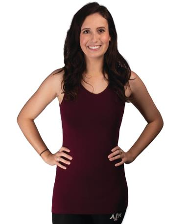 Reversible Tank-front Bordeaux