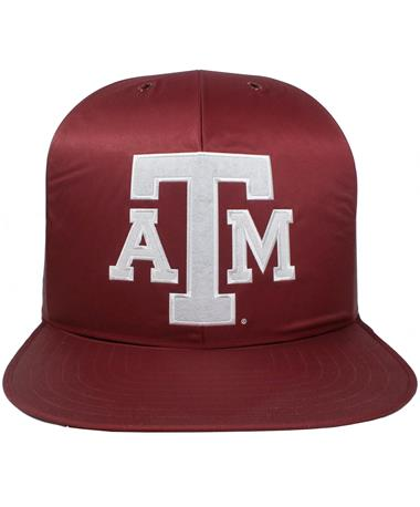 Texas A&M Dog Bed - Front Maroon