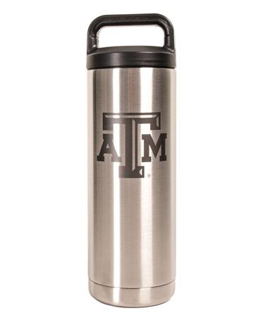 Yeti Rambler 18oz Bottle Silver