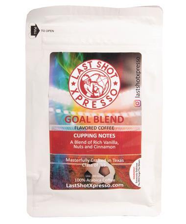 Goal Blend Coffee Goal Blend