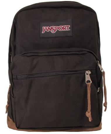 JanSport Right Pack Backpack - Black Black