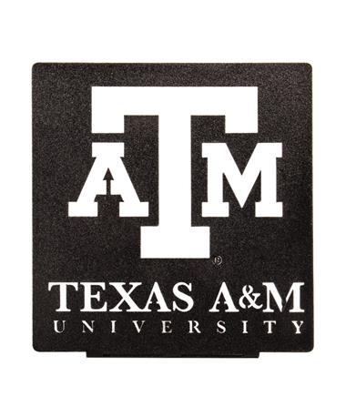 Texas AM Collegiate Napkin Holder Black