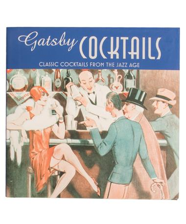 Gatsby Cocktails Book - Front Multi