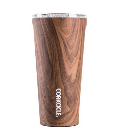 Corkcicle 12oz Tumbler Walnut Wood